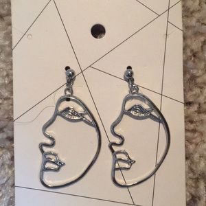 Jewelry - Picasso earrings